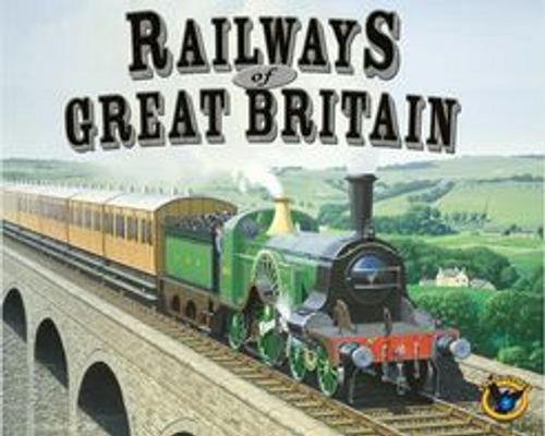 Railways of Great Britain Expansion