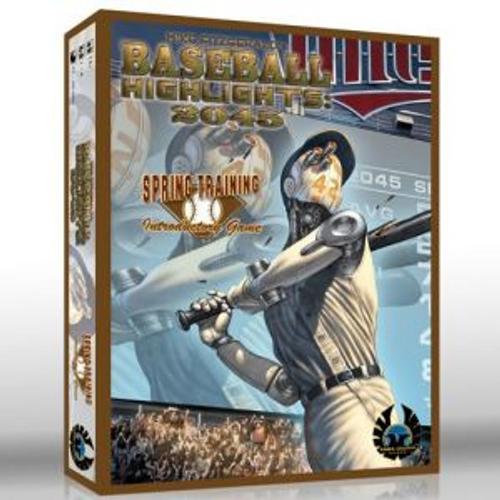 Baseball Highlights: 2045 - Spring Training