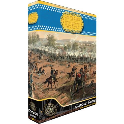 Battle Hymn Vol.1: Gettysburg and Pea Ridge