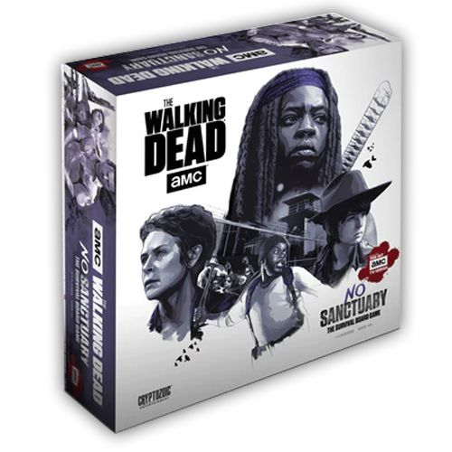The Walking Dead: No Sanctuary - The Killer Within Expansion