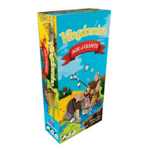 Kingdomino: Age of Giants Expansion