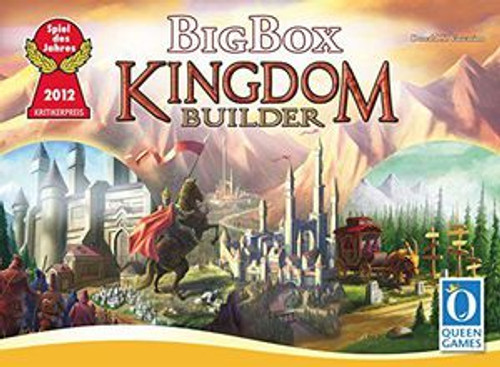 Kingdom Builder: Big Box ( first edition )
