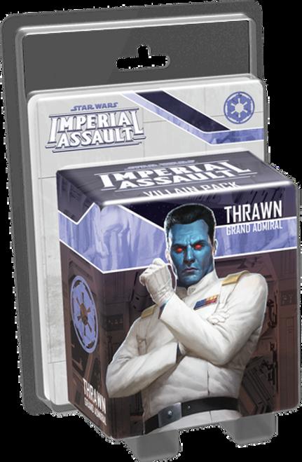 Star Wars Imperial Assault: Thrawn Villain Pack