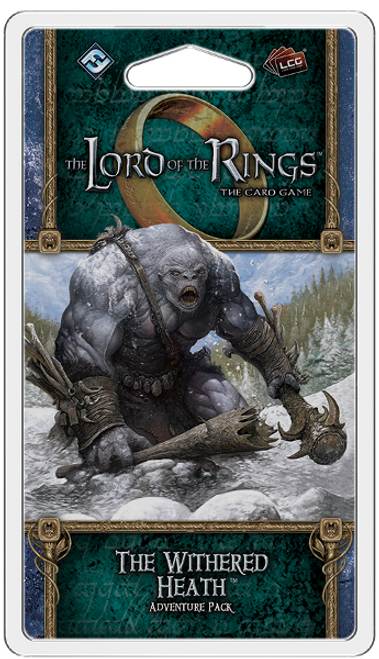 The Lord of the Rings LCG: The Withered Heath