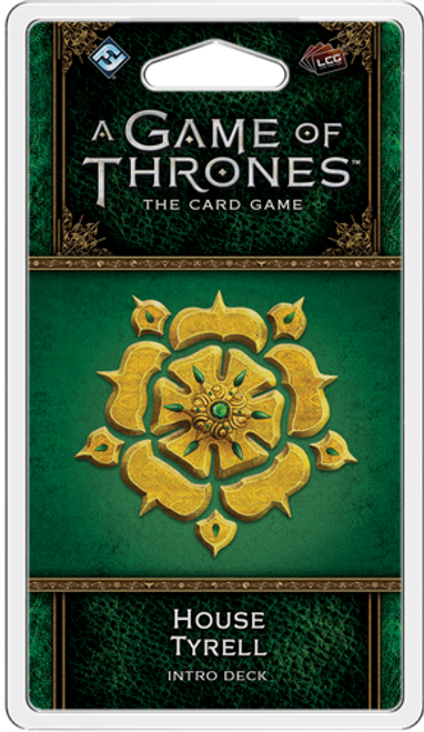 A Game of Thrones LCG: 2nd Edition - House Tyrell Intro Deck