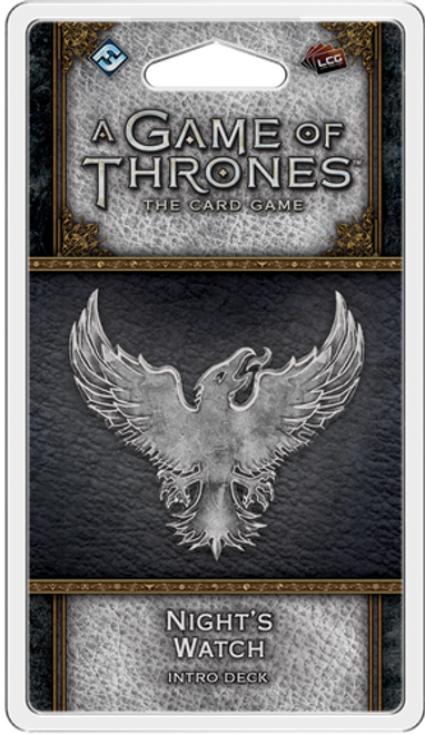 A Game of Thrones LCG: 2nd Edition - Night`s Watch Intro Deck