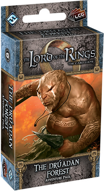 The Lord of the Rings LCG: The Druadan Forest