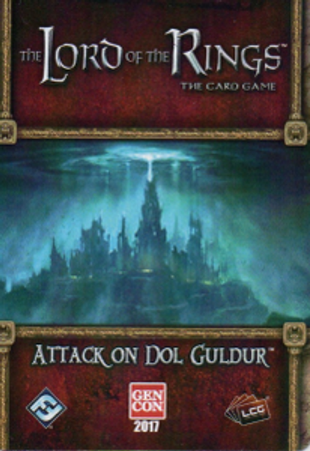 The Lord of the Rings: The Card Game - Attack on Dol Guldur