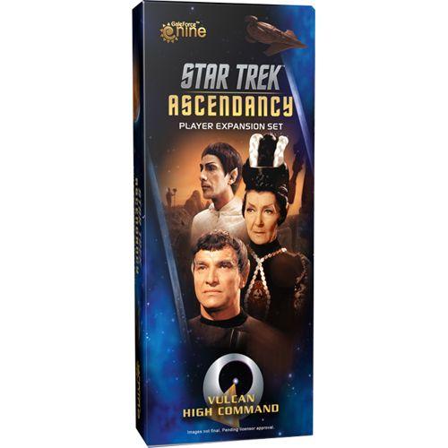 Star Trek: Ascendancy Vulcan High Command