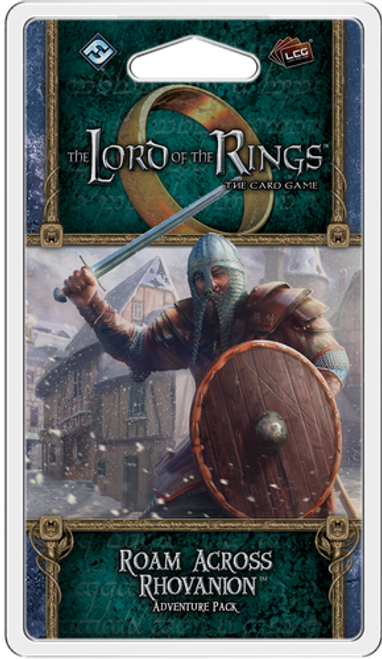 The Lord of the Rings LCG: Roam Across Rhovanion