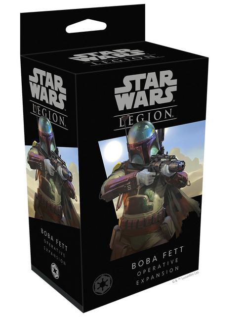 Star Wars: Legion Boba Fett Operative Expansion