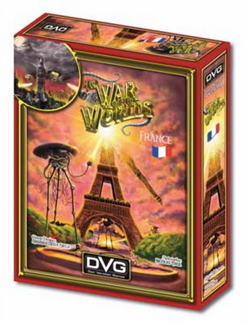 War of the Worlds: France