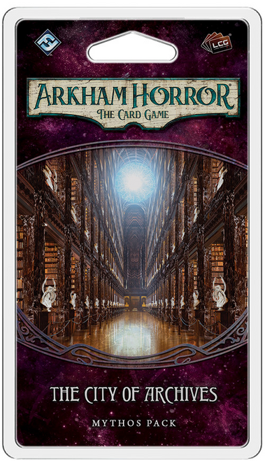 Arkham Horror: The Card Game - The City of Archives