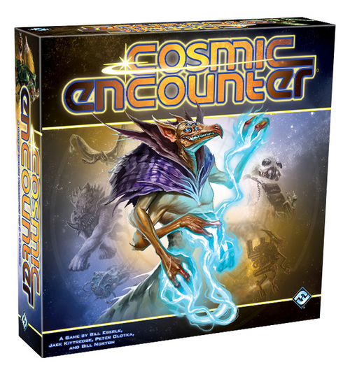 Cosmic Encounter New