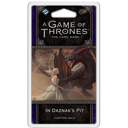 A Game of Thrones: The Card Game (Second Edition) - In Daznak`s Pit