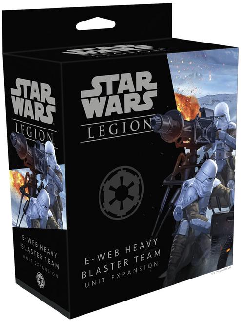 Star Wars: Legion -  E-Web Heavy Blaster Team Unit Expansion