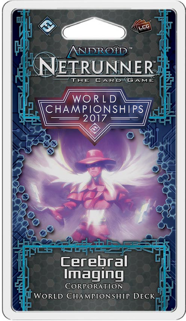 Android Netrunner: 2017 World Championship Corp Deck