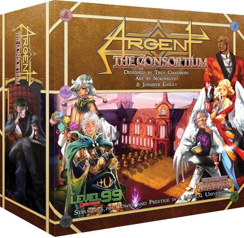 Argent: The Consortium ( second edition )