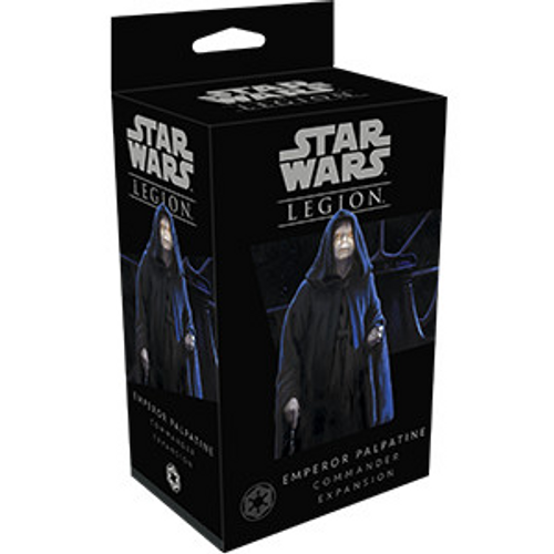 Star Wars: Legion Emperor Palpatine  Commander Expansion