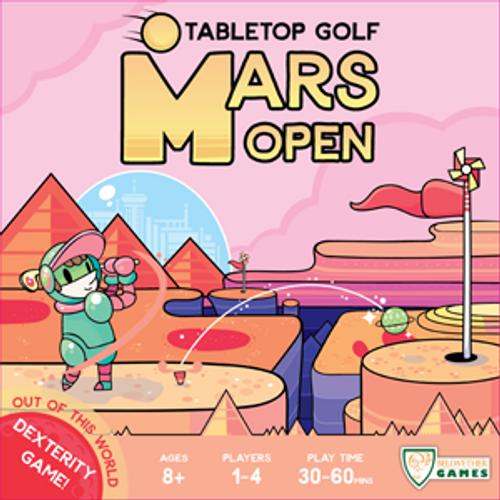Mars Open: Tabletop Golf