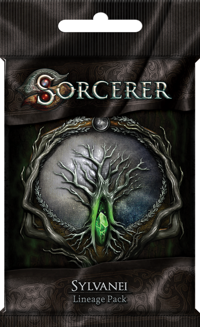 Sorcerer: Sylvanei Lineage Pack