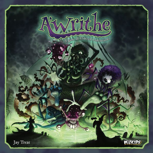 A'Writhe: A Game of Eldritch Contortions | WizKids