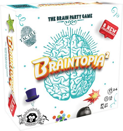 Braintopia Beyond