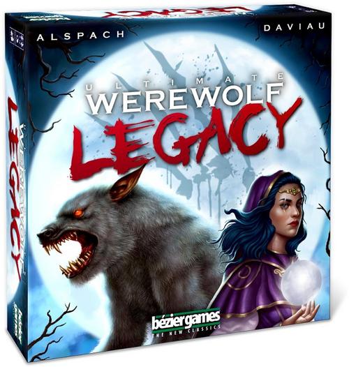 Ultimate Werewolf: Legacy