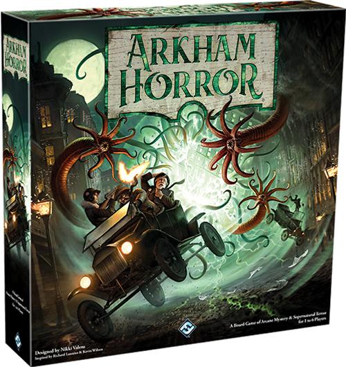 Arkham Horror ( 3rd Edition )
