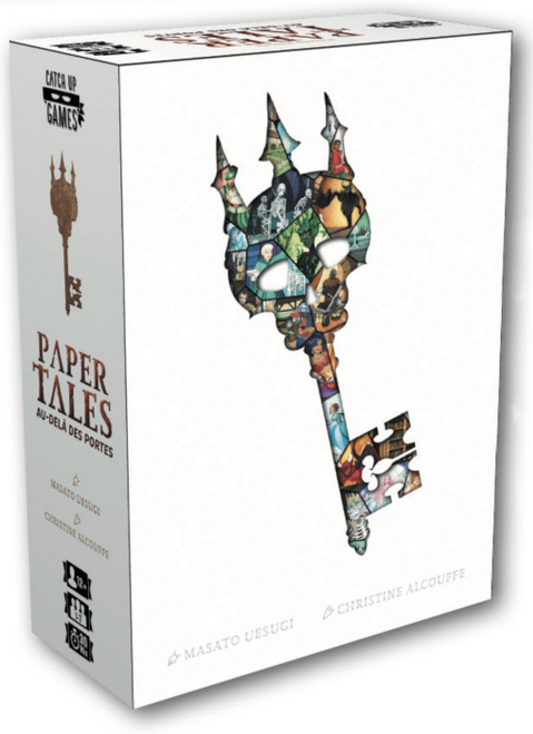 Paper Tales: Beyond The Gates Expansion
