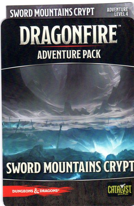 Dragonfire Adventures: Sword Mountains Crypt