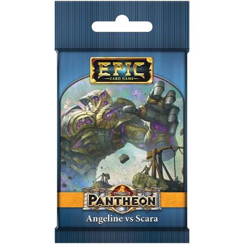 Epic Card Game: Pantheon - Angeline vs Scara