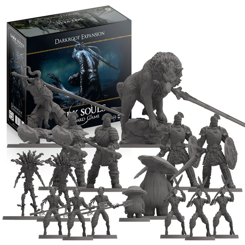 Dark Souls: The Board Game - Darkroot Expansion