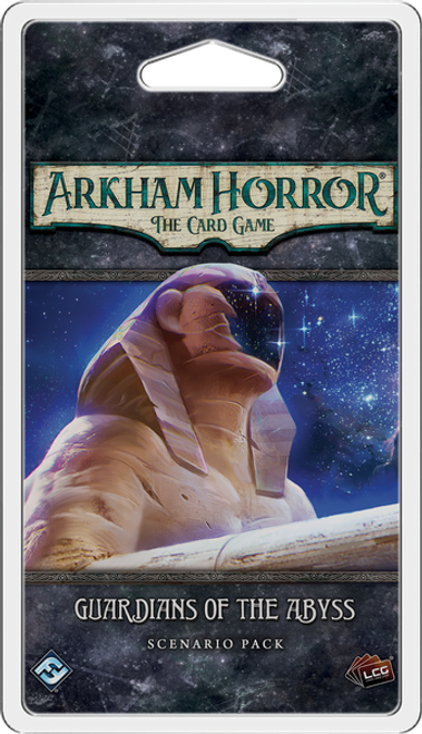 Arkham Horror: The Card Game – Guardians of the Abyss Scenario Pack