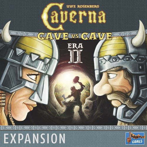 Caverna: Cave vs Cave Era II
