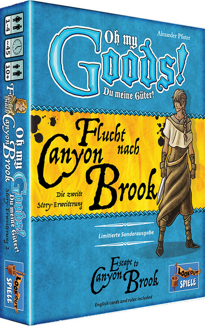Oh My Goods! Escape to Canyon Brook