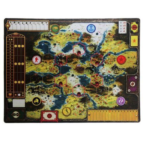 Scythe Board Game Playmat
