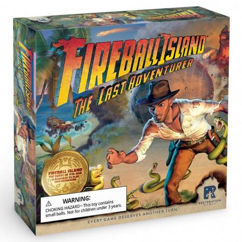 Fireball Island: The Last Adventurer