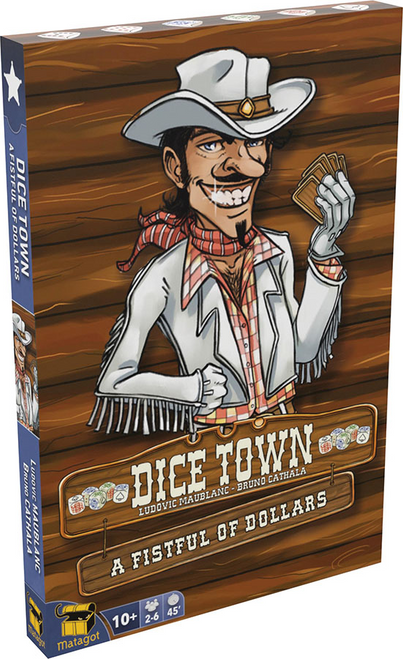 Dice Town: A Fistful of Dollars Expansion