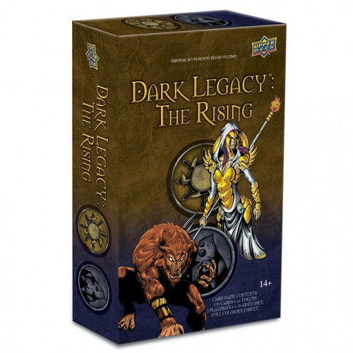 Dark Legacy: The Rising - Darkness vs Divine Starter Set