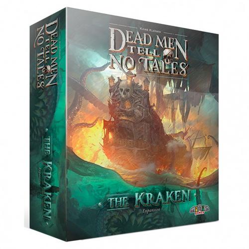 Dead Men Tell No Tales: Kraken Expansion