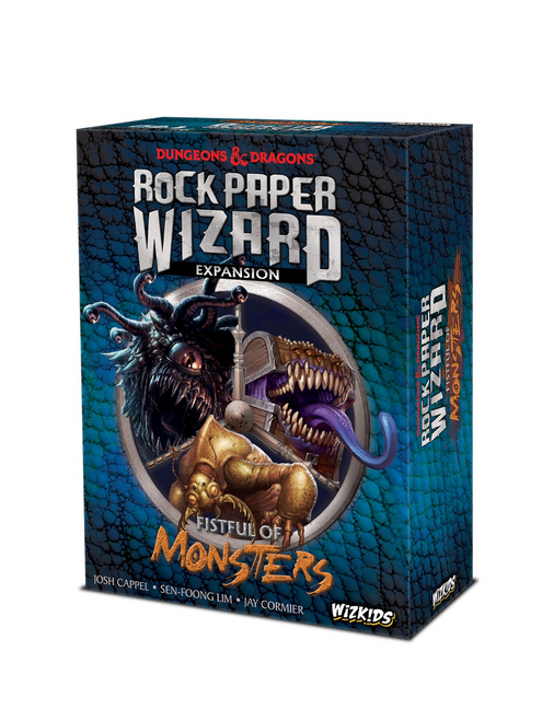 Dungeons & Dragons: Fistful of Monsters Expansion