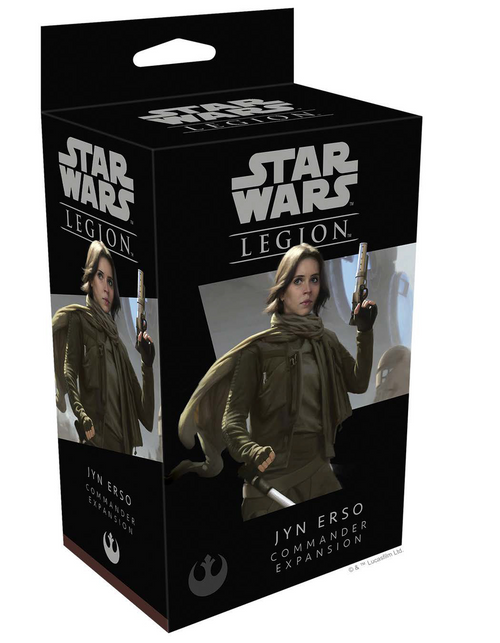 Star Wars: Legion Jyn Erso Commander Expansion