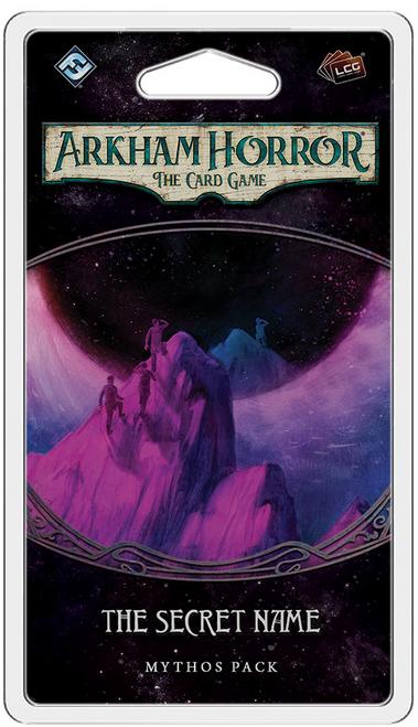 Arkham Horror: The Card Game - The Secret Name: Mythos Pack