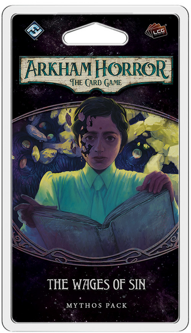 Arkham Horror: The Card Game - The Wages of Sin: Mythos Pack