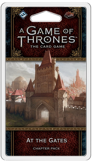 A Game of Thrones: The Card Game (Second Edition) -  At the Gates