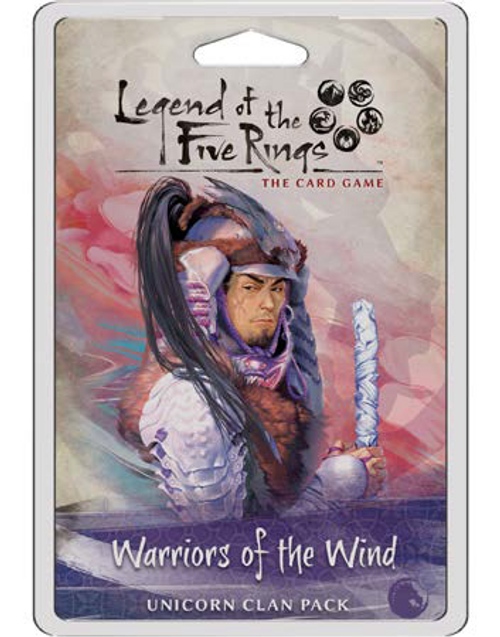 Legend of the Five Rings: The Card Game - Warriors of the Wind Unicorn