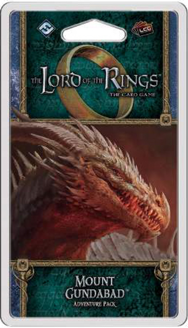 The Lord of the Rings LCG: Mount Gundabad