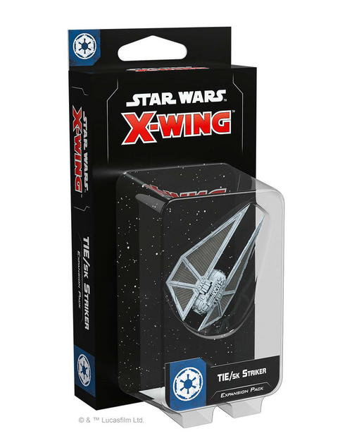 Star Wars X-Wing: 2nd Edition - TIE/sk Striker Expansion Pack