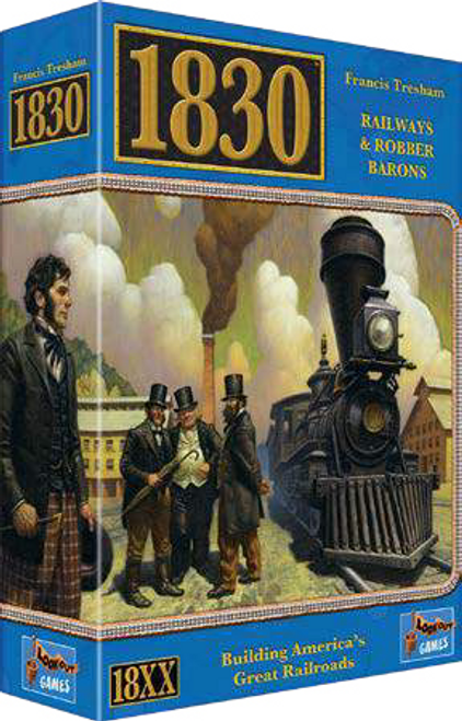 1830: Railways and Robber Barons